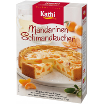 Kathi Mandarin Oranges in Sour Cream Cake Mix