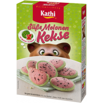 Kathi Sweet Watermelon Flavored Cookies