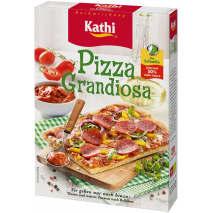 Kathi Pizza Dough Mix Grandiosa