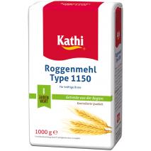 Kathi Rye Flour Type 1150
