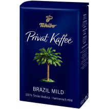 Tchibo Privat Kaffee Brazil Mild Whole Beans 17.6 oz