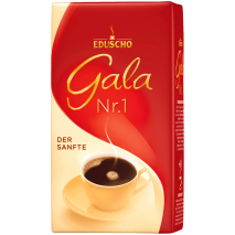 Eduscho Gala Nr. 1 The Mild Ground Coffee 17.6 oz
