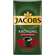 Jacobs Kroenung Decaffeinated 17.6 oz
