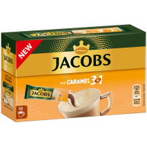 Jacobs 3-in-1 Caramel 5.96 oz