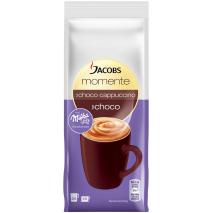 Jacobs Moments Choco Cappuccino Milka Chocolate Flavor 17.6 oz Refill Bag