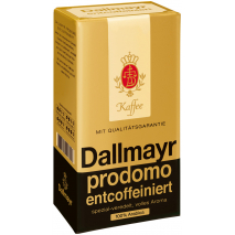 Dallmayr Prodomo Decaffeinated 17.6 oz