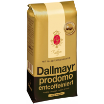 Dallmayr Prodomo Decaffeinated Whole Beans 17.6 oz