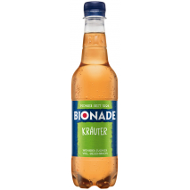Bionade Herbal 0.5L PET Bottle