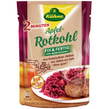 Kuehne Red Cabbage with Apples Ready-to-Serve 14.1 oz