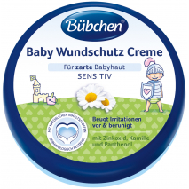 Buebchen Sensitive Baby Diaper Rash Cream