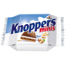 Storck Knoppers Mini Individually Wrapped