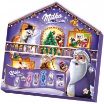 Milka Magic Mix Advent Calendar 7.20 oz Design 1
