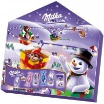 Milka Magic Mix Advent Calendar 7.20 oz Design 2