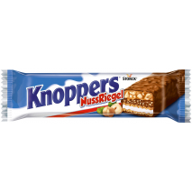 Storck Knoppers Nut Bars Individually Wrapped