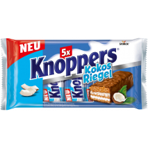 Storck Knoppers Coconut Bars 5-Pack
