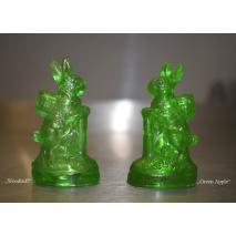 Kerner's Green Sugar Bunny, Green Apple Flavor