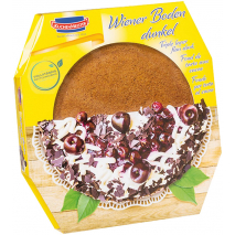 Kuchenmeister Viennese Cake Base Cocoa 14.1 oz
