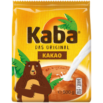 Kaba Cocoa Beverage Powder 17.6 oz Refill Bag