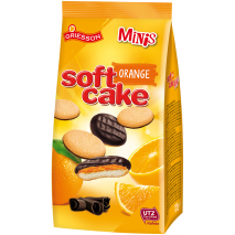 Griesson Soft Cake Orange Minis 4.41 oz