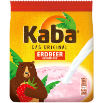 Kaba Strawberry Flavor 14.1 oz Refill Bag