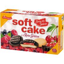 Griesson Soft Cake Red Berry Dessert 10.6 oz