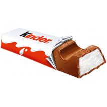 Ferrero Kinder Chocolate Individually Wrapped