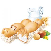 Ferrero Kinder Happy Hippo Hazelnut Naked