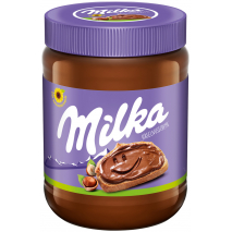 Milka Hazelnut Cream Spread 1.32 lbs Jar