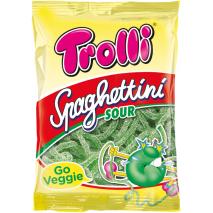 Trolli Spaghettini Sour Apple 3.53 oz Bag