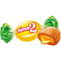 Storck Nimm2 Fruit Filled Candies Individually Wrapped