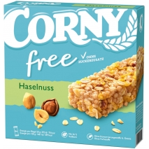 Corny Free Hazelnut 4.23 oz
