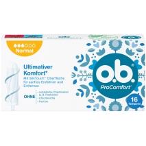 o.b. Tampons ProComfort Normal 16ct