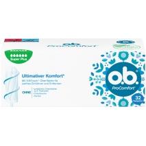 o.b. Tampons ProComfort Super Plus 32ct