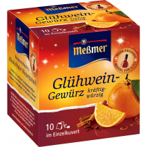Messmer Spice for Mulled Wine