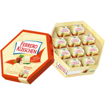 Ferrero Küsschen White Chocolate Open Box