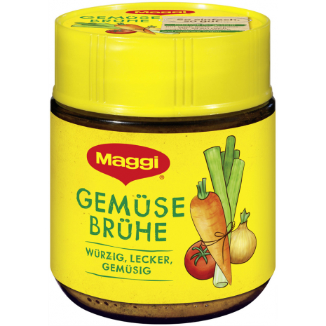 Maggi Vegetable Bouillon Jar
