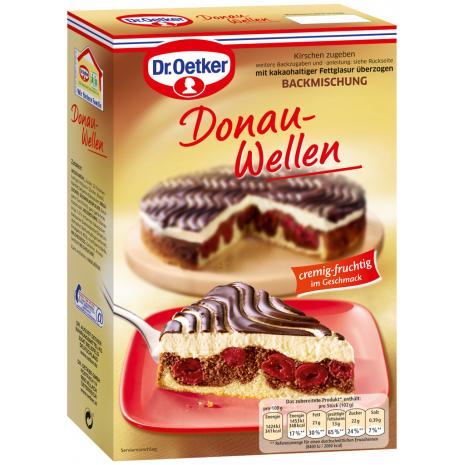 Dr. Oetker Donau Waves