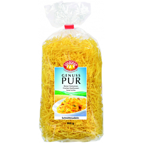 3 Glocken Genuss Pur Soup Noodles 17.6 oz