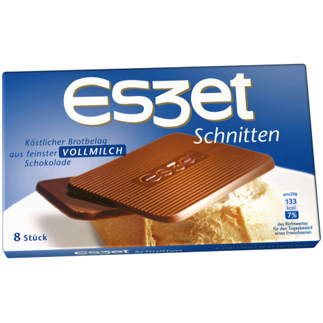 Eszet Milk Chocolate