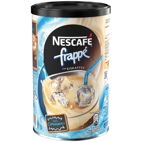 Nescafé Frappé Typ Iced Coffee 9.70 oz