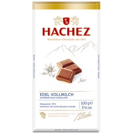 Hachez Superior Milk Chocolate