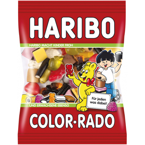 Haribo Color-Rado 7.05 oz Bag
