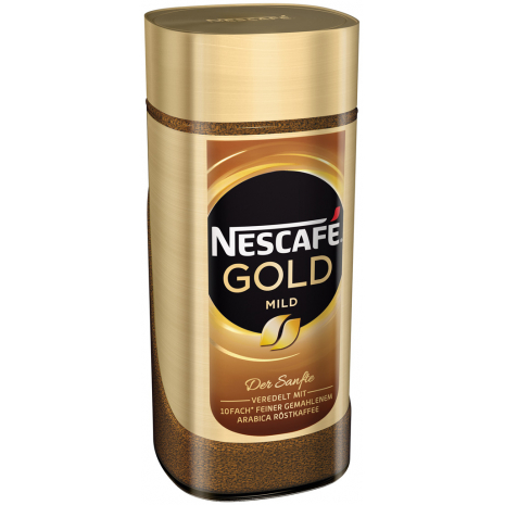 Nescafé Gold Mild 7.05 oz Jar