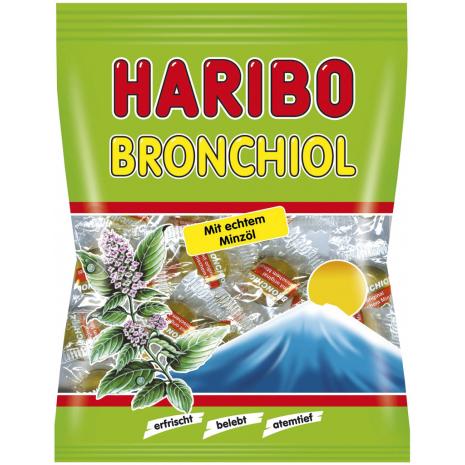 Haribo Bronchiol Mint Flavor