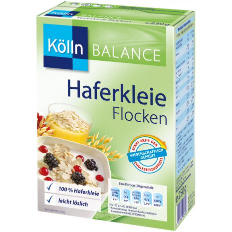 Koelln Balance Oat Bran Flakes 8.82 oz