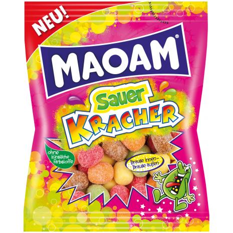 Maoam Sour Kracher 6.17 oz