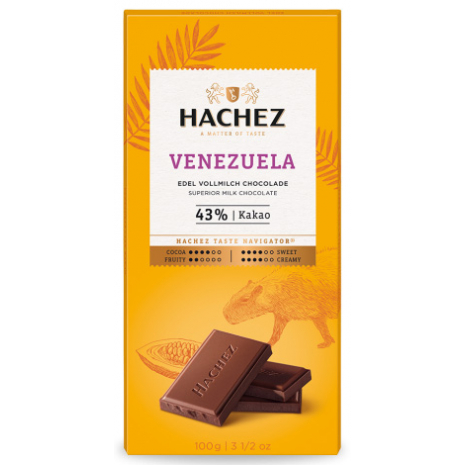 Hachez Venezuela 43% Cocoa