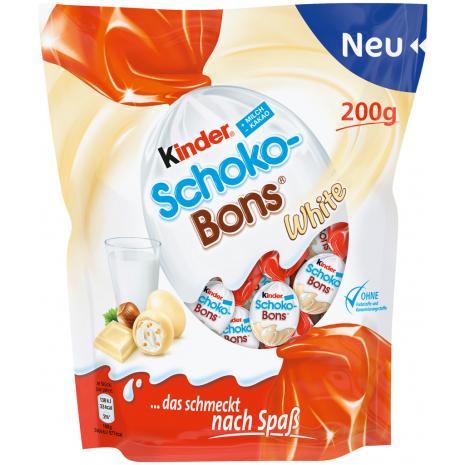 Kinder Schoko-Bons White 7.05 oz