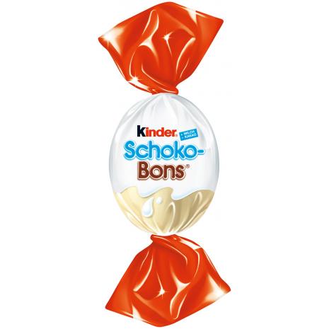 Individually Wrapped Kinder Schoko-Bon White Chocolate