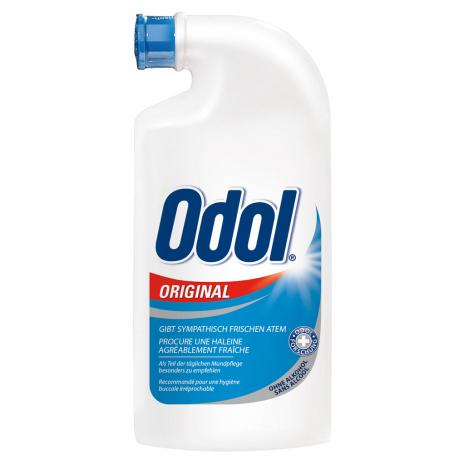 Odol Original Mouthwash 4.23 fl.oz